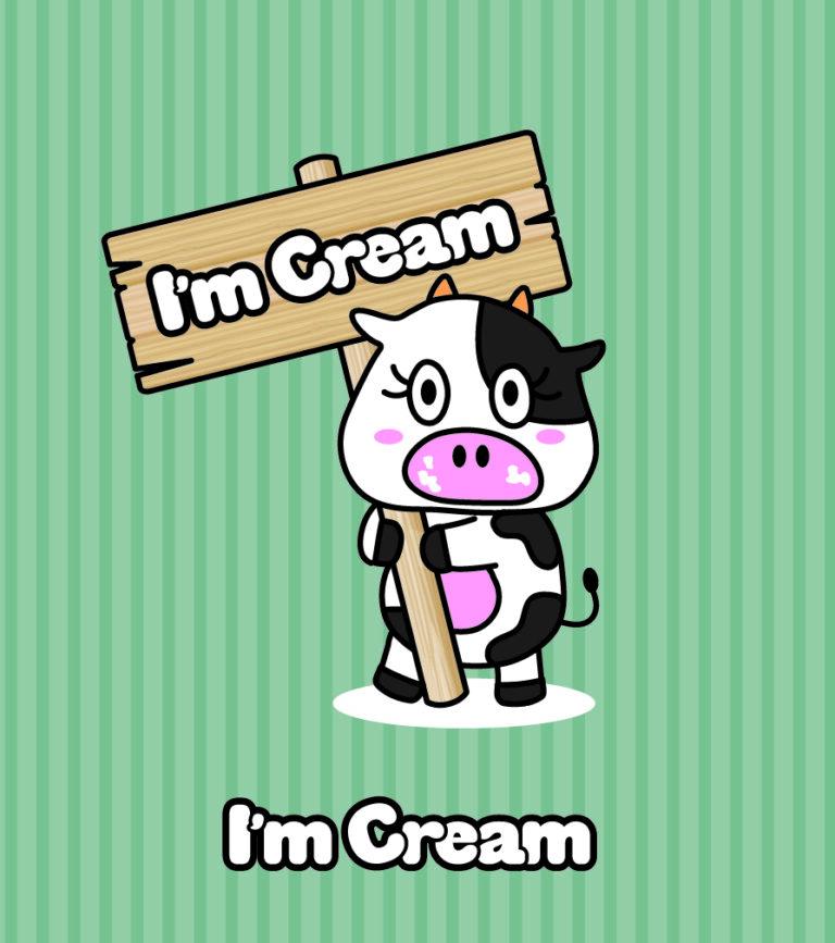 I'mCreamロゴ